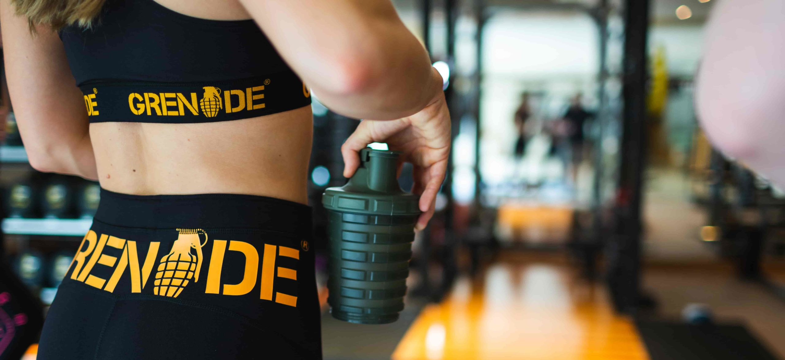 What to use in the gym