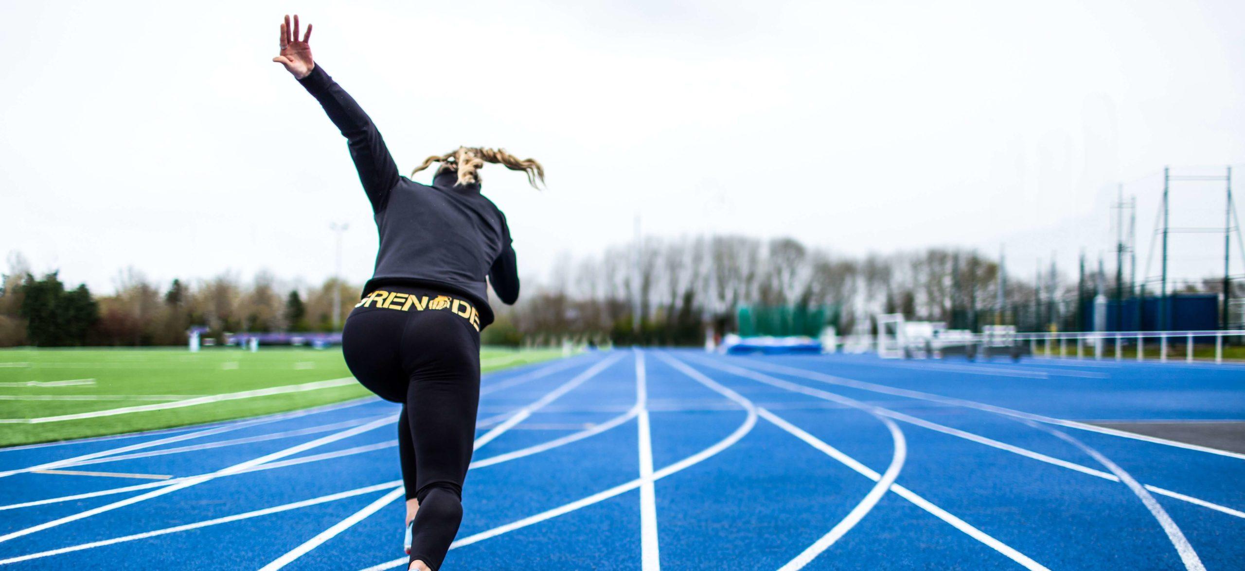 How to become a sprinter